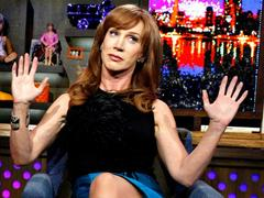 actor says kathy griffin wanted to slap his face during sex